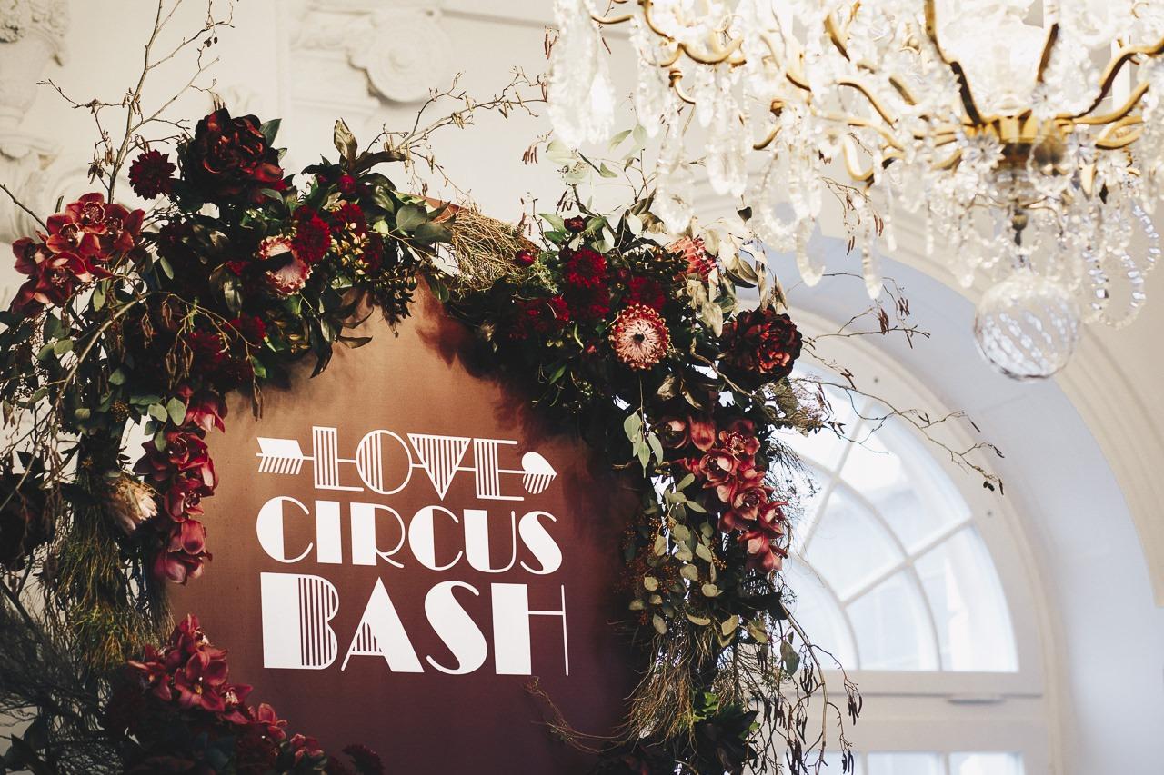 Messebericht über Hochzeitsmesse Fotografin Kerstin Vihman 2019 Circus Love BASH
